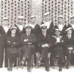 Photograph Group Phot at HMS Nile 1941