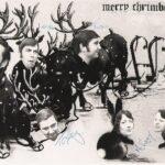 Christmas card DPRN