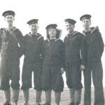 Photograph Group 5 ratings at Royal Arthur Skegness