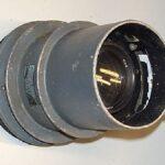 """F24 8"""" lens"""
