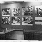 Photograph Remarks/People Involve.  Training display Board at Ford Any Offers?I have a good hi res scan of this one Top 2, Charlie Robinson with Dial recording camera,  Bottom 1, Mark Bocott with Low angle marking plotter,  Bottom 3 Bert Sinclair ? and three phots in modeling room?