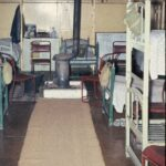 Photograph Remarks/People  Involve.   The Phots mess at Frazer No 6 mess