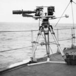Photograph Remarks/People  Involve.  The Double Headed monster. Used for throw off Gunnery Shoots  on Apollo (Minelayer) Date/Date  range .  -