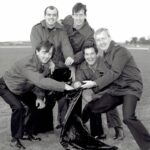 Photograph  Phots doing a FOD plod? (From Wolfie Wilkinsons album)
