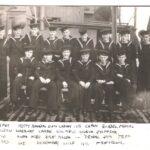 Photograph Group on ship