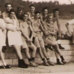 Photograph Group on wall