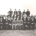 Photograph Air Command Athletics Team 1947