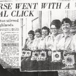 Newspaper article Navy News Wrens Course at Lossie