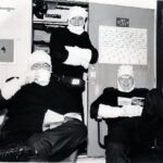 Photograph Illustrious phot section staff in anti flash gear