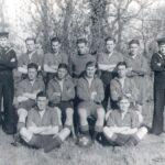 Photograph Football team Group Ford 1940