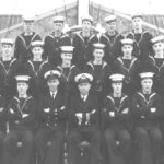 Group Photograph New Entry Naval Airman Course