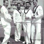 Photograph Albion Phots  Charlie Robinson, Ian Paterson, Chas McDevitt, Roger Dorey